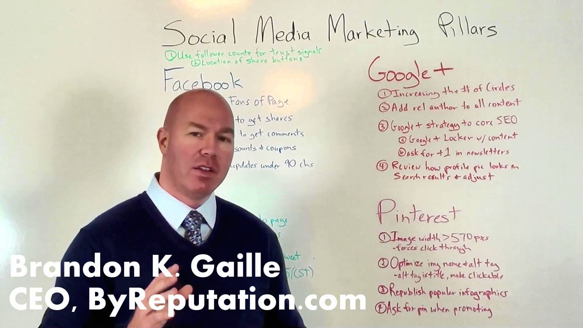 Social Media Marketing Video Tutorial And Guide